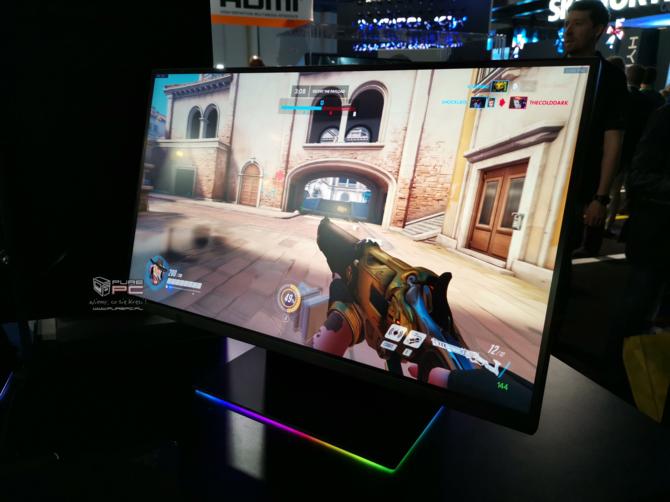 Razer Raptor: gamingowy monitor 144 Hz o rewelacyjnym designie [5]