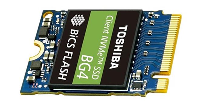 Toshiba BG4 - Niewielkie, acz pojemne nośniki M.2 NVMe PCIe [1]
