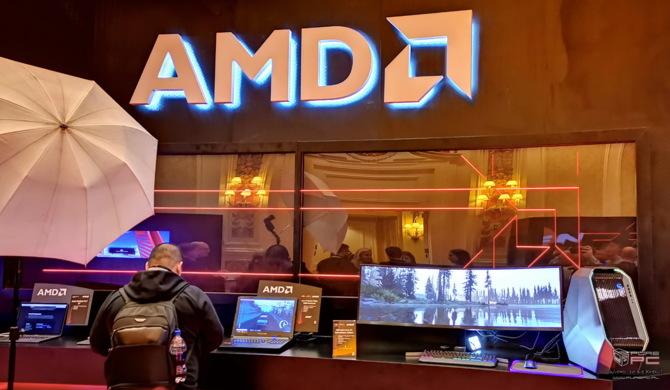 CES 2019: Prezentacja nowych laptopów z procesorami AMD Ryzen [1]