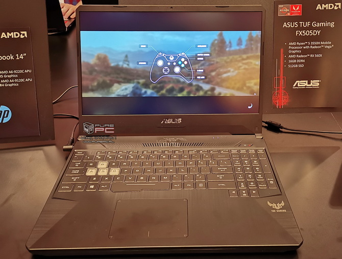 CES 2019: presentation of new laptops with AMD Ryzen processors [3]