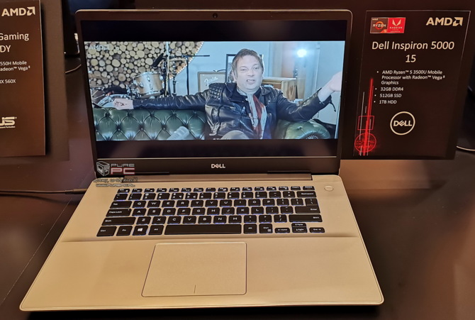 CES 2019: presentation of new laptops with AMD Ryzen processors [4]