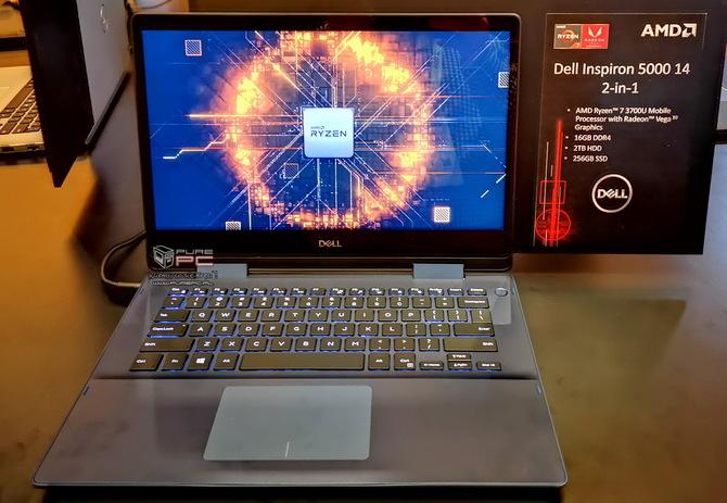 CES 2019: Prezentacja nowych laptopów z procesorami AMD Ryzen [5]