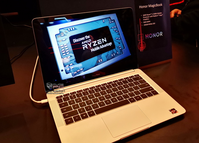 CES 2019: presentation of new laptops with AMD Ryzen processors [7]