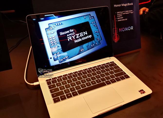 CES 2019: Prezentacja nowych laptopów z procesorami AMD Ryzen [7]