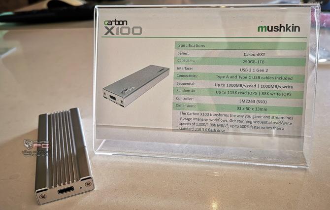 CES 2019: Mushkin prezentuje dyski SSD PILOT-E oraz HELIX-L [4]