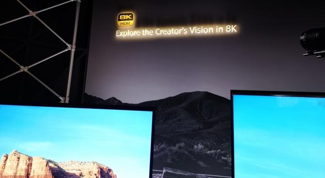 CES 2019: Telewizory Sony 8K - firma stawia na wysoką rozdzielczość [1]