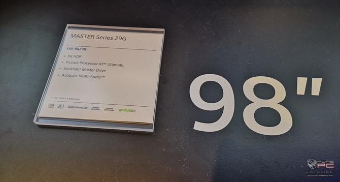 CES 2019: Telewizory Sony 8K - firma stawia na wysoką rozdzielczość [5]
