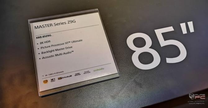 CES 2019: Telewizory Sony 8K - firma stawia na wysoką rozdzielczość [7]