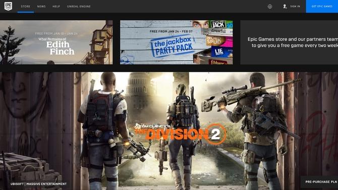 Epic Games Store dodaje opcję zwrotu pieniędzy za kupione gry [1]