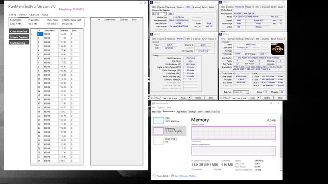 G.SKILL Trident Z RGB - Zestaw modułów RAM dla AMD X399  [nc2]