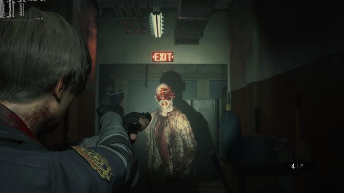 Resident Evil 2 Remake: demo odpalone w 4K i 60fps na RTX 2080Ti [1]