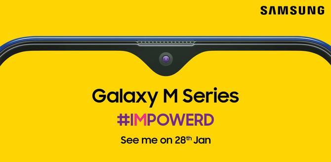 Samsung Galaxy M - nowa seria smartfonów wystartuje 28 stycznia [2]
