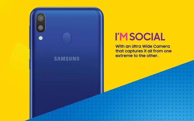 Samsung Galaxy M - nowa seria smartfonów wystartuje 28 stycznia [3]