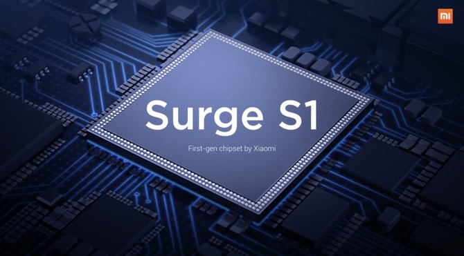 Xiaomi  Surge S2 - Firma ciągle pracuje nad swoim procesorem [1]