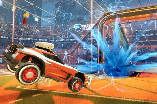 Rocket League PS4 otrzymało crossplay z wszystkimi platformami [1]