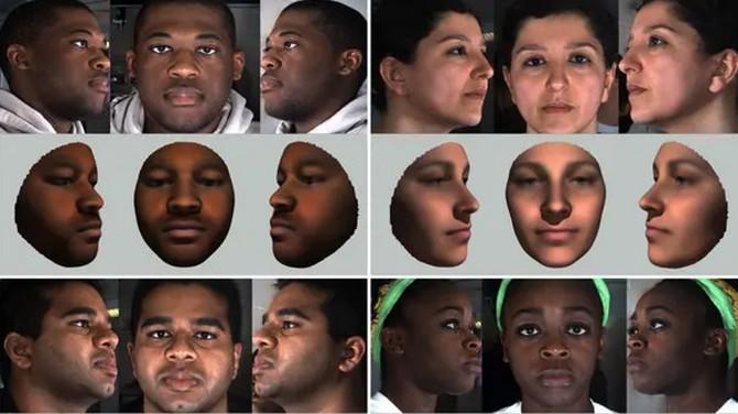 Sztuczna inteligencja odtwarza wizerunki ludzi na podstawie DNA [1]