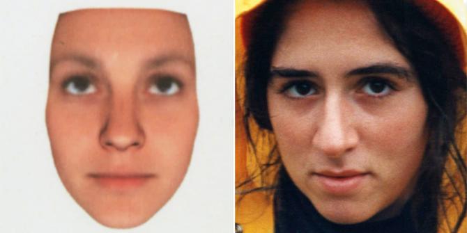 Sztuczna inteligencja odtwarza wizerunki ludzi na podstawie DNA [2]