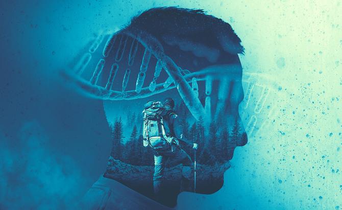 Sztuczna inteligencja odtwarza wizerunki ludzi na podstawie DNA [3]