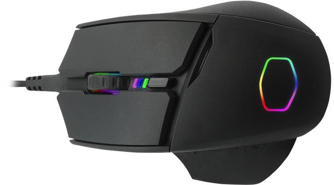 Cooler Master MM830 - Myszka z ekranem OLED i D-Padem [2]