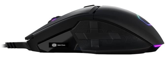 Cooler Master MM830 - Myszka z ekranem OLED i D-Padem [3]