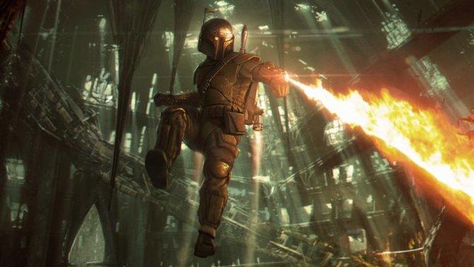 EA wstrzymało pracę nad grą Star Wars z otwartym światem [1]