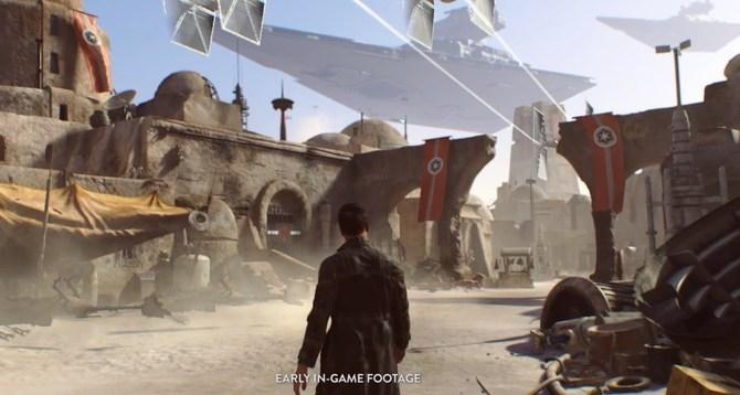 EA wstrzymało pracę nad grą Star Wars z otwartym światem [2]
