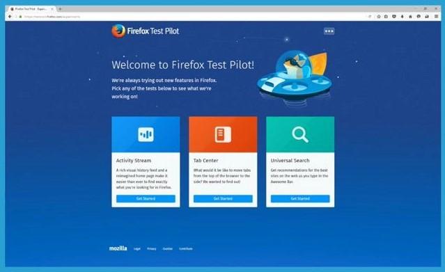 Fundacja Mozilli zamyka program testowy Firefox Test Pilot [2]