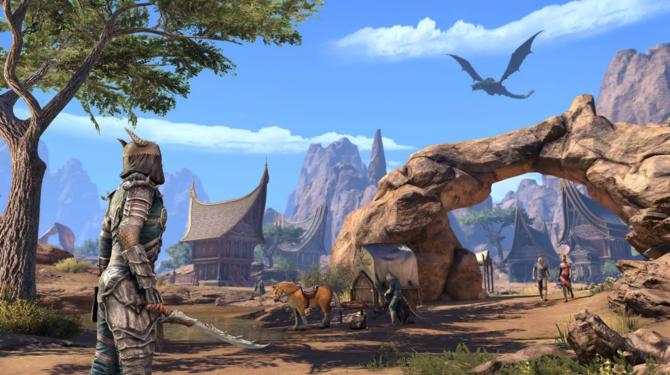 The Elder Scrolls Online: Elsweyr - nowy dodatek zapowiedziany [1]