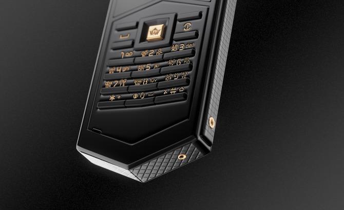 Caviar Viking - ekstrawaganckie telefony dla współczesnej burżuazji [1]