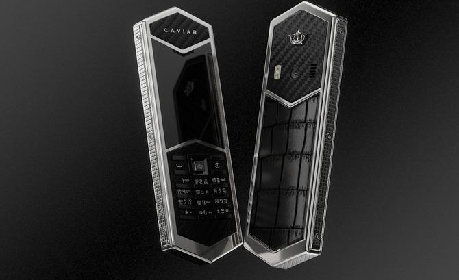 Caviar Viking - ekstrawaganckie telefony dla współczesnej burżuazji [2]