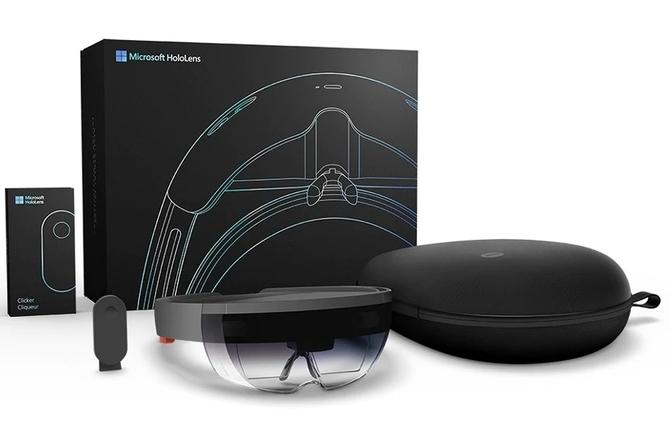 Microsoft pokaże HoloLens 2. Urządzenie przeszło wiele zmian [2]