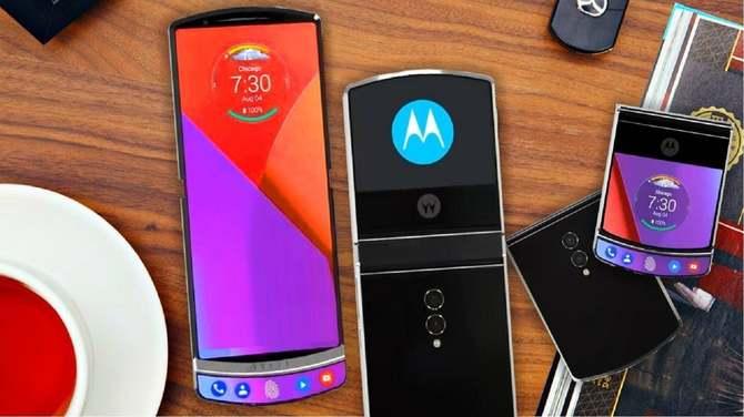 Motorola Razr powróci jako smartfon ze składanym ekranem? [2]