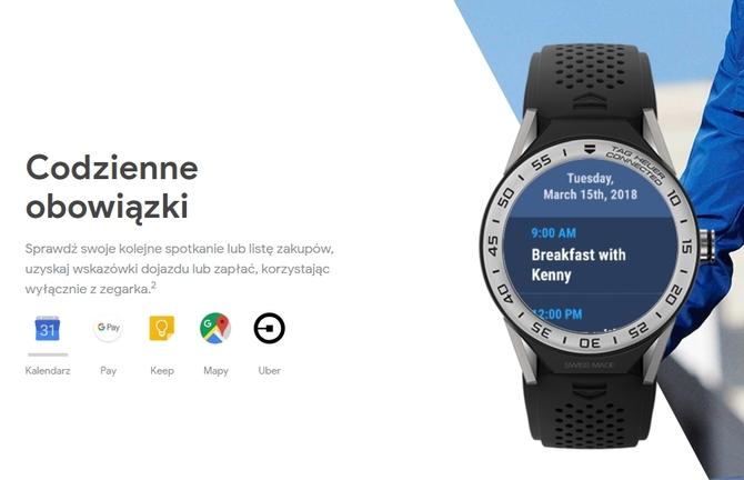 Google inwestuje w smartwatche. Kupuje technologię firmy Fossil [2]