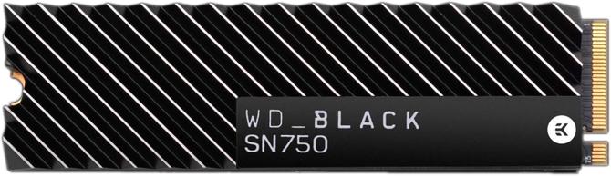 WD Black SN750 - Nośniki SSD M.2 NVMe z fabrycznym radiatorem  [2]