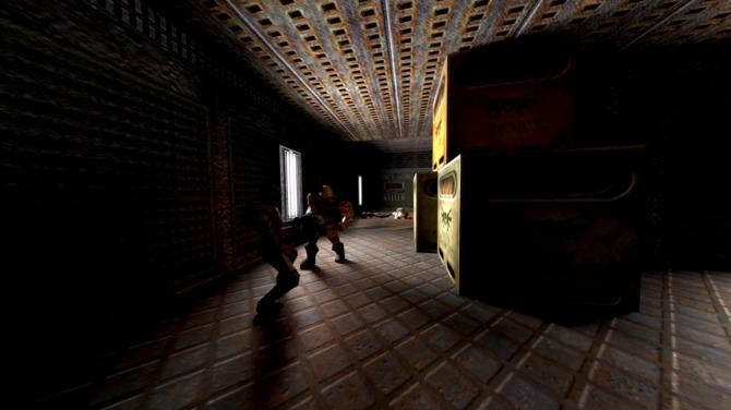 Quake 2 i ray tracing: kultowa gra płynnie korzysta z techniki NVIDII [1]
