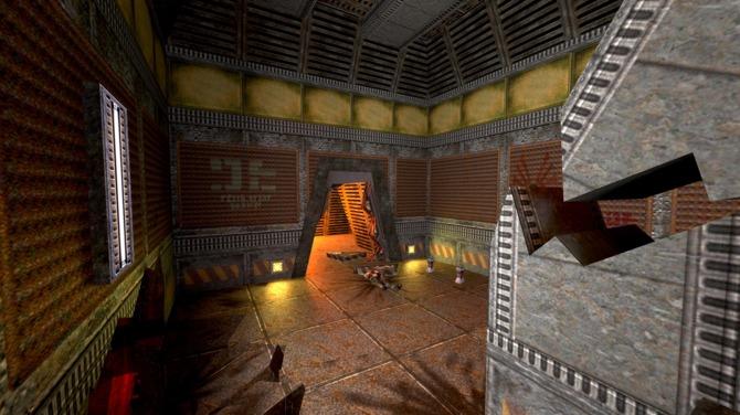 Quake 2 i ray tracing: kultowa gra płynnie korzysta z techniki NVIDII [2]