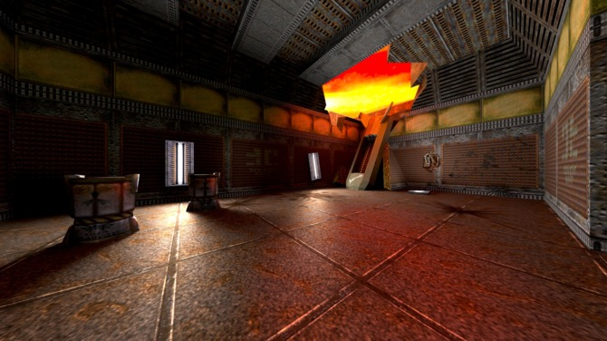 Quake 2 i ray tracing: kultowa gra płynnie korzysta z techniki NVIDII [3]