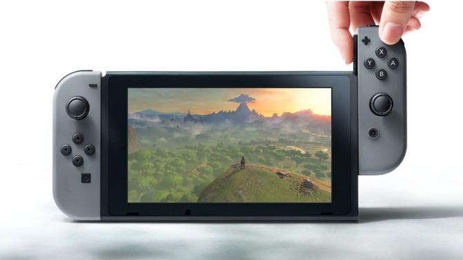 Nowa wersja Nintendo Switch otrzyma 8 GB RAM i ekran 4K [1]