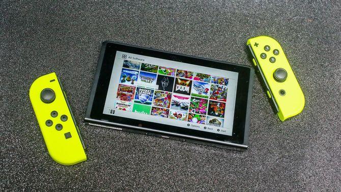 Nowa wersja Nintendo Switch otrzyma 8 GB RAM i ekran 4K [2]