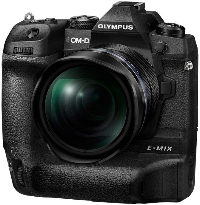 Olympus OM-D E-M1X - nowy bezlusterkowiec dla profesjonalistów [1]