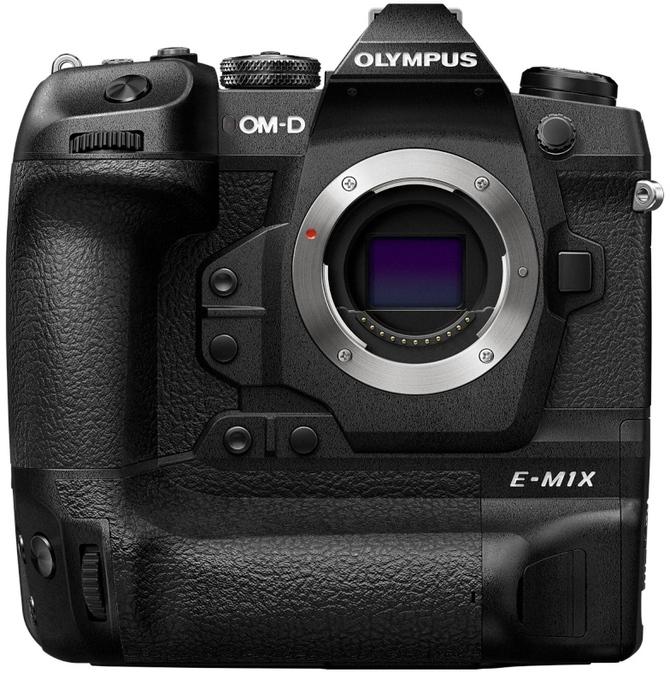 Olympus OM-D E-M1X - nowy bezlusterkowiec dla profesjonalistów [2]