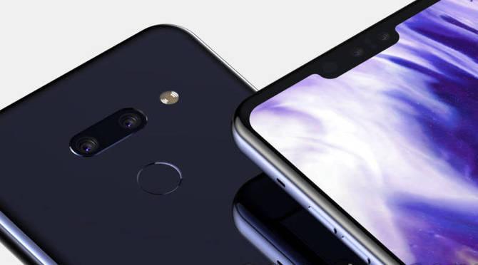 LG G8 ThinQ - nowe rendery. Smartfon naprawdę wygląda jak G7 [3]