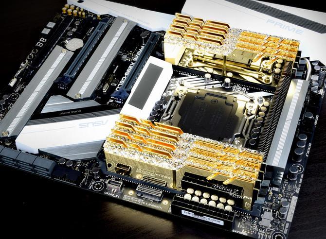G.SKILL - Nowe moduły RAM 4266 MHz dla platformy Intel X299  [1]
