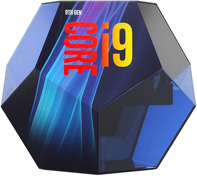 Intel Core i9-9900T - Dużo rdzeni i wątków przy niskim TDP [1]