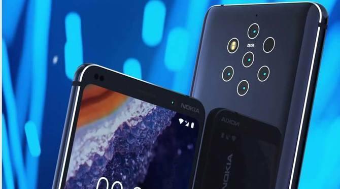 Nokia 9 PureView i Nokia 8.1 Plus - premiera podczas MWC 2019 [1]