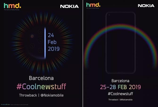 Nokia 9 PureView i Nokia 8.1 Plus - premiera podczas MWC 2019 [2]