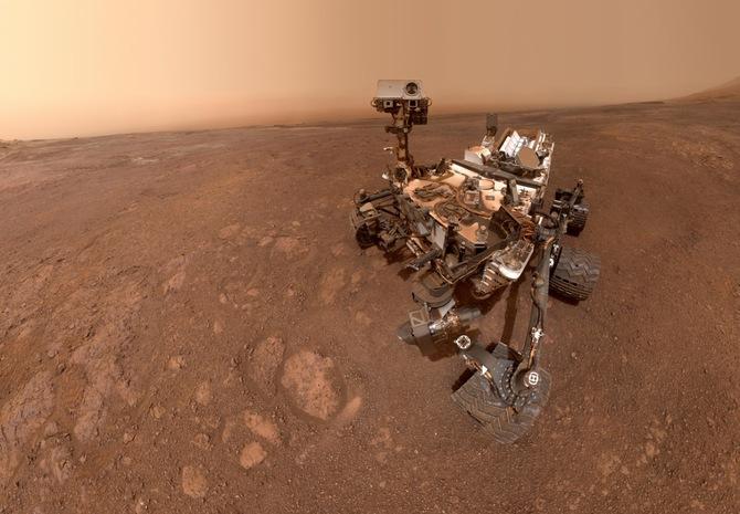 NASA próbuje połączyć się z marsjańskim łazikiem Opportunity [1]