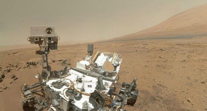 NASA próbuje połączyć się z marsjańskim łazikiem Opportunity [3]
