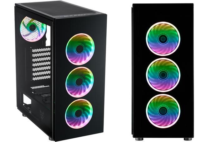 Obudowa FSP CMT340 - RGB LED i hartowane szkło w jednym [1]