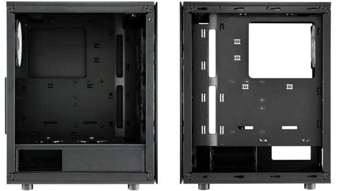 Obudowa FSP CMT340 - RGB LED i hartowane szkło w jednym [2]